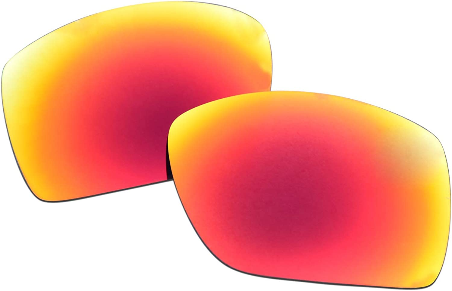 Limited time sale SOODASE For Oakley Big Taco Sunglasses Polarized Len shipfree Replacement