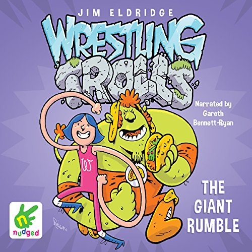The Giant Rumble: Wrestling Trolls: Match Three cover art