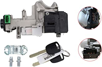 Ignition Switch Cylinder Lock w/ 2 Keys for Civic 2003-2005 Auto Transmission 4-Door