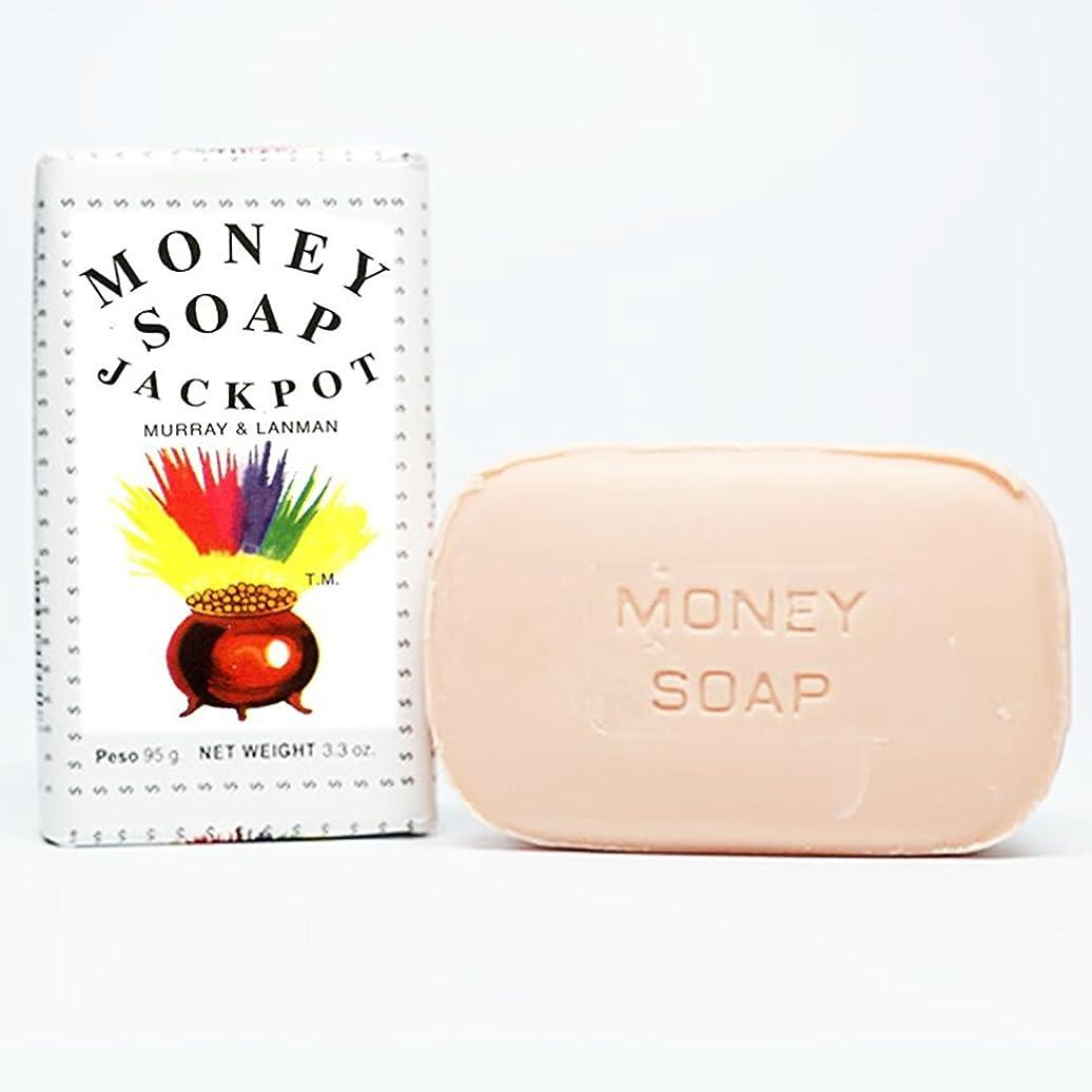 クローゼット抑圧癒すMurray & Lanman マネージャックポット石鹸3.3Ozことによってお金ソープ