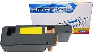 Inktoneram Compatible Toner Cartridge Replacement for Dell 1250c 1350cnw 1355cn 1355cnw C1760nw C1765nf C1765nfw 332-0408 (Yellow)