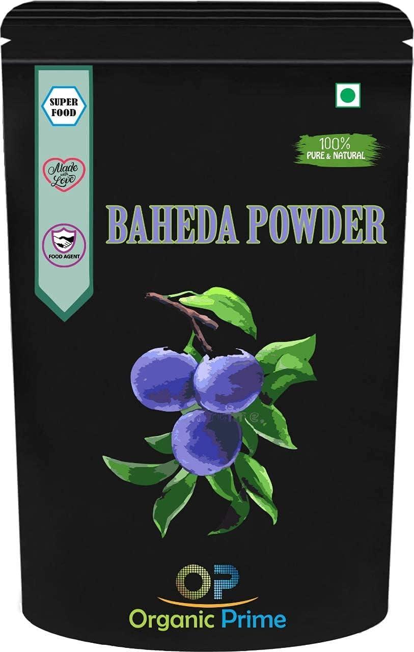 Saheb Organic Prime Baheda Powder Bellarica Bibhi Gifts Terminalia Max 48% OFF