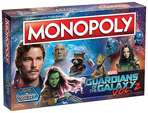 Monopoly: Les Gardiens de la Galaxie Vol. 2 (Guardians of the Galaxy) - 0