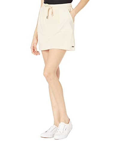 Roxy Surf All Day Skirt (Tapioca) Women