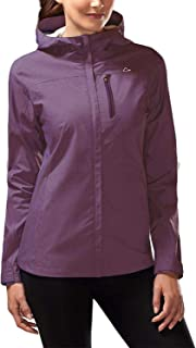 Waterproof & Breathable Women's Rain Jacket