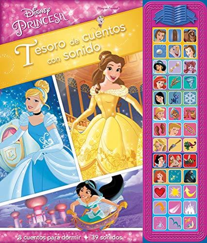 Tesoro de cuentos con sonido Princesas Disney: 0 (SD TREASURY)