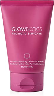 Glowbiotics MD Probiotic Nourishing Gel to Oil Daily Facial Cleanser, 4oz