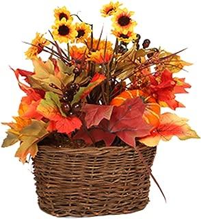 Best sunflower basket arrangement Reviews