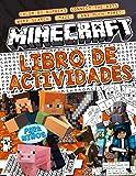 Minecraft Libro De Actividades: Minecrafters Libro De Actividades Para Los Niños: Colorea, Encuentra Las Palabras, Completa El Dibujo, Punto a Punto, Laberinto!