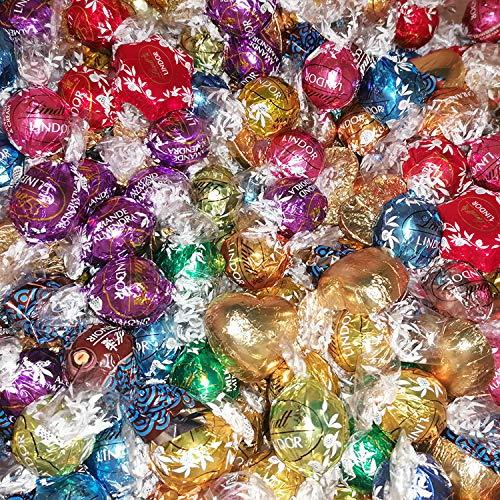 Cioccolatini assortiti, Mix Cioccolatini, Confezione da 1kg Lindt Lindor Assortiti