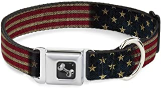 seatbelt buckle dog collar