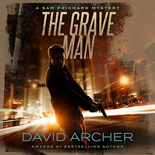 The Grave Man audiobook cover art