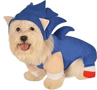 sonic the hedgehog costume boys