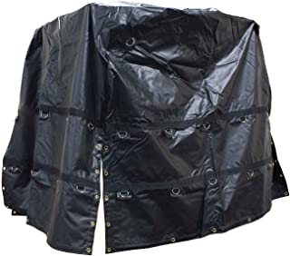 Mytee Products Fitted Coil Tarps for Steel Coils 6x6x6