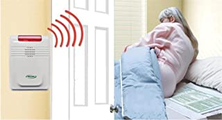 "Smart Caregiver Wireless and Cordless Weight Sensing Bed Pad – 10"" x 30"" (Monitor or Alarm Included)."