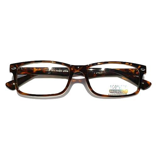 7fdc41de54e Casual Fashion Horned Rim Rectangular Frame Clear Lens Eye Glasses