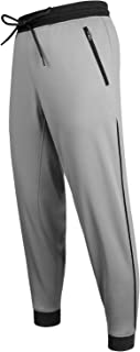 FitsT4 Youth Boys Thermal Fleece Active Jogger Sweatpants Athletic Tapered Training Pants