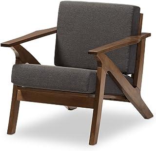 Baxton Studio Cayla Living Room Lounge Chair