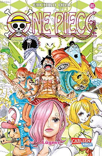One Piece, Bd.85