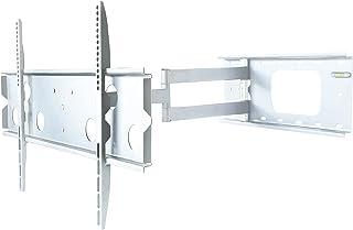 テレビ 壁掛け 金具 STARPLATINUM 液晶 TV モニター TVセッターFS GP136 37-65インチ対応 Mサイズ ホワイト