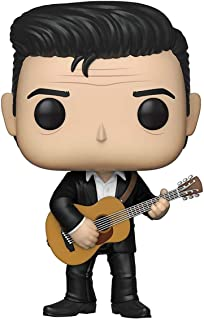 Funko Pop! Rocks: Johnny Cash - Johnny Cash, Multicolor