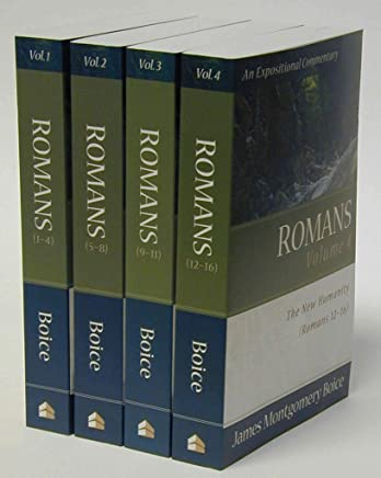 [(Romans)] [By (author) James Montgomery Boice] published on (September, 2005)