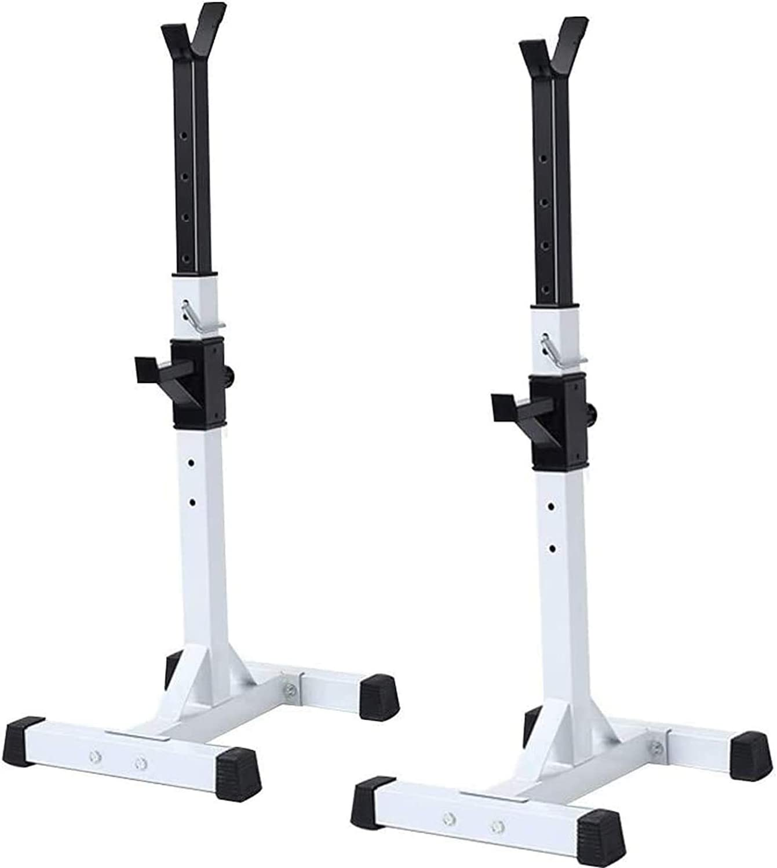 ZLGE Sports Fitness Training Portland Mall equipmentSplit Half Rack Opening large release sale Squat Stan