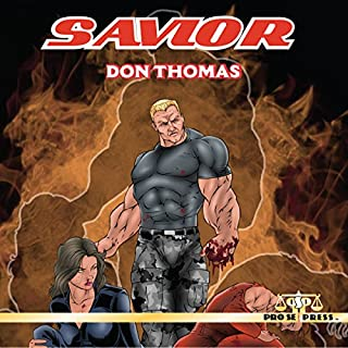 Savior cover art