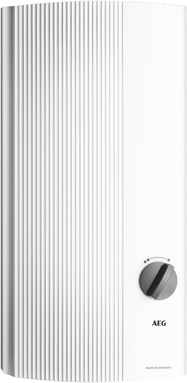 AEG 222385 DDLT PinControl 18 Chauffe-eau hydraulique 18 kW, 400 V Blanc
