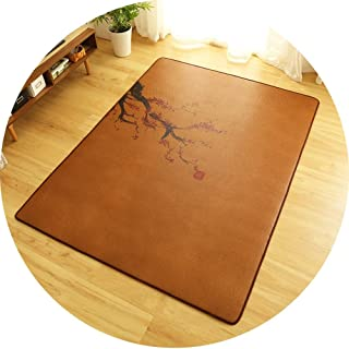LIQICAI Baby Play Mat Infant Crawling Mat Carpet Super Thick Smooth Touch For Bedroom Living Room Color : Beige, Size : 40x160cm
