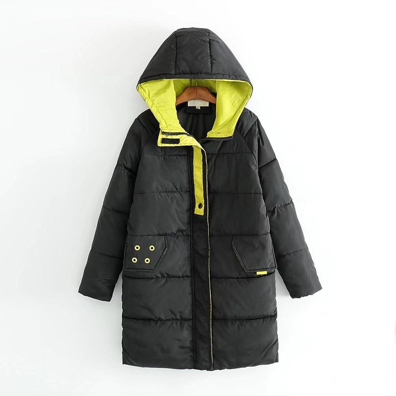 TT&FUSHI Herbst und Winter Mode schlanke Baumwolle. Verdickung groe Gre paar Modelle Daunenjacke
