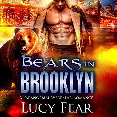 Bears in Brooklyn audiobook cover art