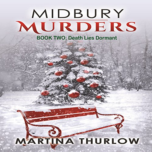 Midbury Murders audiobook cover art