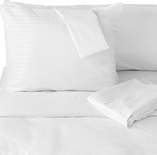 satin zippered pillow protector