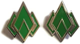 Battlestar Galactica Deluxe SENIOR CHIEF Rank PIPS