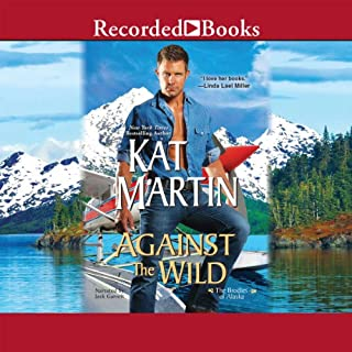 Against the Wild audiobook cover art