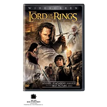 The Lord of the Rings: The Return of the King (Two-Disc Widescreen Theatrical Edition) by Elijah Wood