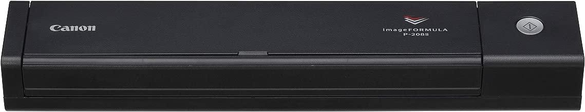Canon imageFORMULA P-208II Personal Document Scanner