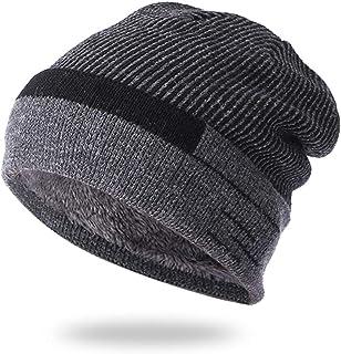 3413ba3ed7d Long Keeper Wool Velvet Knit Beanie Men Women Winter Skiing Warm Hats Cap