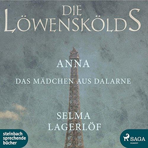 Page de couverture de Anna, das Mädchen aus Dalarne