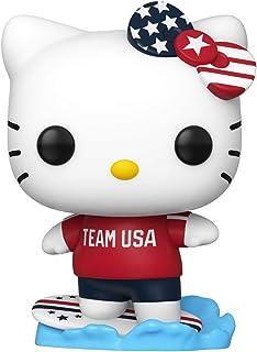 Funko Pop Hello Kitty x Team USA: Hello Kitty (Surfing) Vinyl Figure #48693