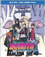 Boruto - Naruto the Movie combo pack (BD/DVD) [Blu-ray]