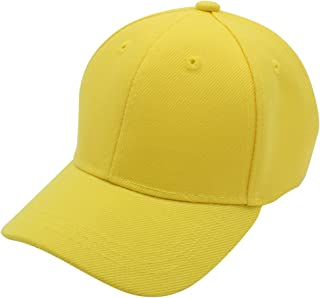 Top Level Baby Infant Baseball Cap Hat - 100% Durable Sturdy Polyester Hat