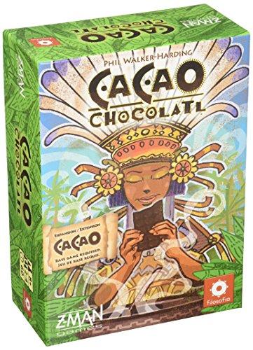 Z-Man Games Cacao Chocolatl Expansion - English