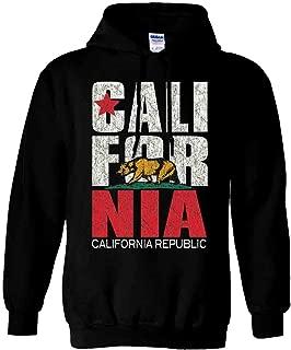 california republic hoodie women's