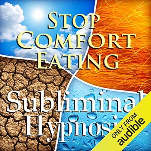 Stop Comfort Eating Subliminal Affirmations cover art