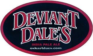 Oskar Blues Brewery - Deviant Dale`s IPA - Logo Sticker