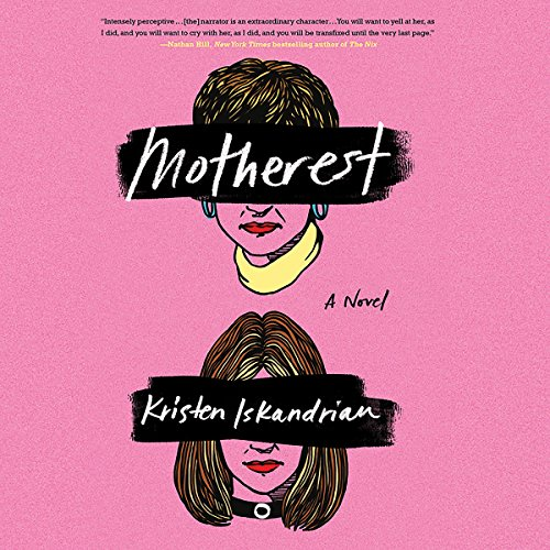Motherest audiobook cover art