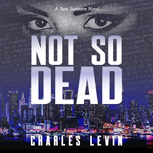 Not So Dead audiobook cover art