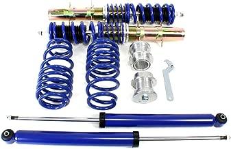 PROMOTORING For RSK Street Coilover Kit - VW MK4 Golf/GTI/Jetta/Beetle - Blue (1999-2005)